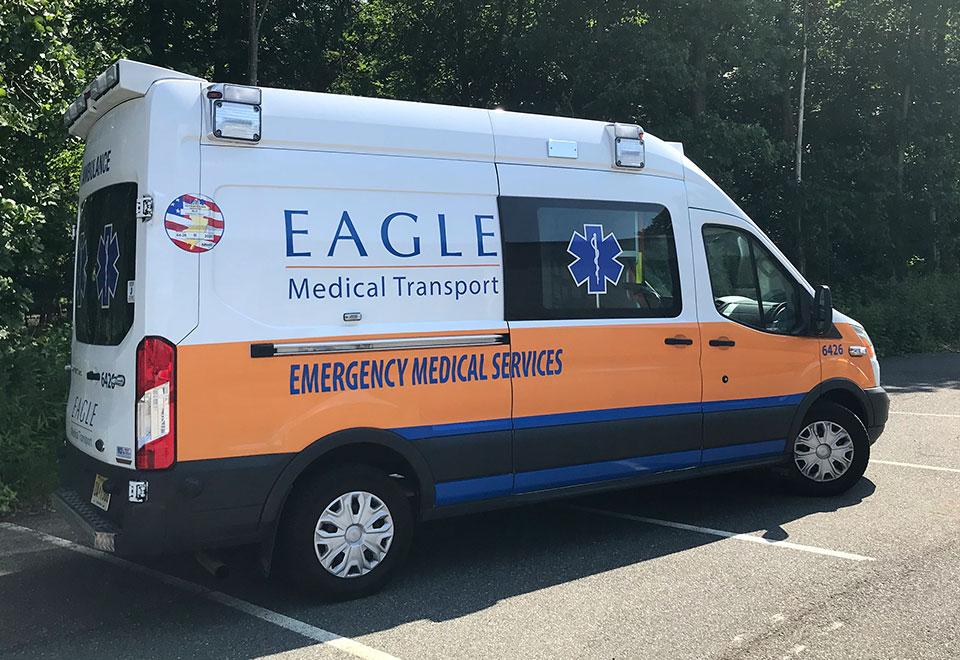 atlantic ambulance corporation eagle medical transport